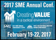 2017 SME Annual Conference & Expo