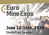 2018 Euro Mine Expo