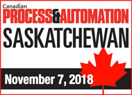 2018 Process & Automation Saskatchewan