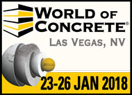 2018 World of Concrete