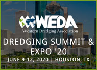 2020 Dredging Summit and Expo • WEDA