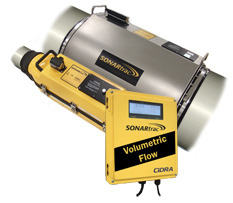 VF-100 provides accurate and repeatable volumetric flow measurements