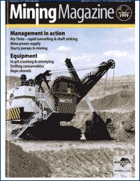 Siguiendo la Corriente - Mining Magazine April 2010