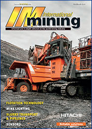 International Mining Magazine - December 2015