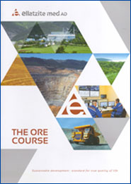 Ellatzite med AD - The Ore Course