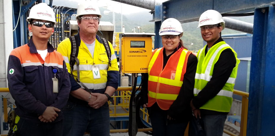 CiDRA Announces First SONARtrac Installation in the Philippines