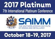 2017 • 7th International Platinum Conference