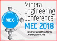 2018 MEC - Mineral Engineering Conference