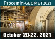2021 Procemin Geomet - 17th International Conference on Mineral Processing and Geometallurgy