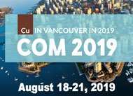COM 2019 • Annual Conference of Metallurgists