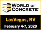 2020 World of Concrete